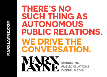 Autonomous Vehicle Industry Public Relations from Marx Layne